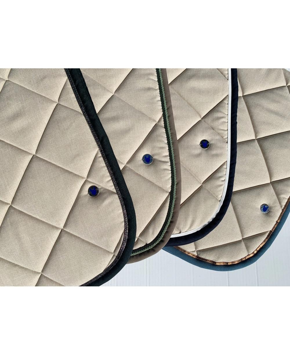 tapis noir paillettes bleu roi - Tapis Noir